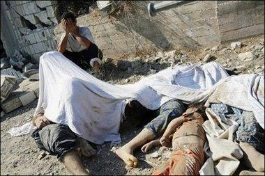 Supuestos muertos en Qana
