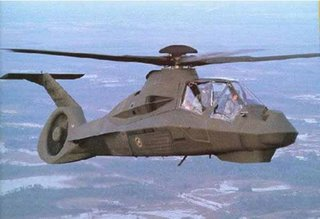 The AH66 Comanche