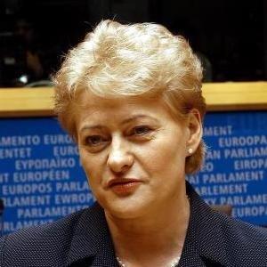 Dalia Grybauskaite - EU parasite, aka budget commissioner