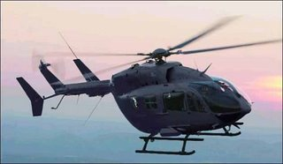 The Eurocopter UH-145 LUH