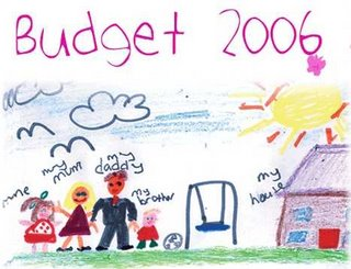 From the Labour Party Website - purportedly illustrating the 'family friendly' nature of the budget