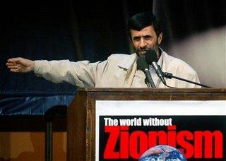 Iranian President Mahmoud Ahmadinejad - Holocaust-denier extraordinare