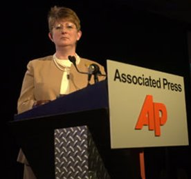 Kathleen Carroll - AP liar-in-chief