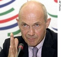 Pascal Lamy - SecGen of the WTO