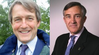 Owen Paterson and Gerald Howarth - authors of the report