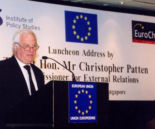 Christopher Patten