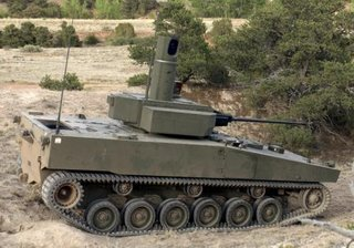 The Sika Combat Vehicle