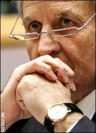 Jean-Claude Trichet - at the top of the dung heap