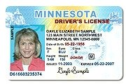 The 'new model' US drivers' license