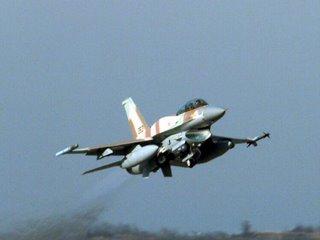An IAF F-16