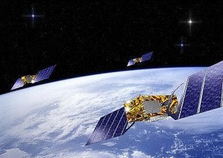 The Galileo satellite constellation