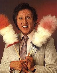 Taking over from Ken Dodd in the happiness stakes?