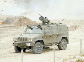 A Panther FCLV - a battlefield limousine for Ruperts