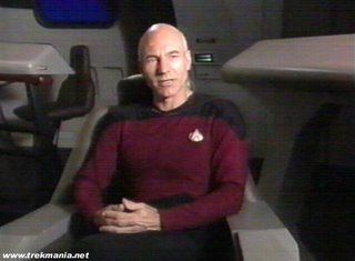 Captain Jean-Luc Picard, aka Patrick Stewart - patron of the Labour Supporters Network