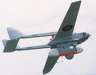 A British Phoenix UAV