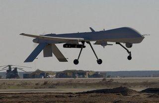 A Predator UAV