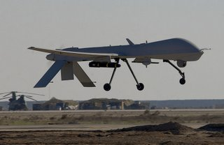 A Hellfire-armed Predator UAV - on the Plod's shopping list?