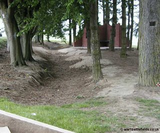 The Serre front line