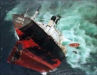 EU energy policy - sinking fast