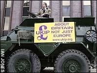 The UKIP 'tank'