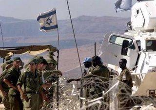 UN Peacekeepers in Lebanon
