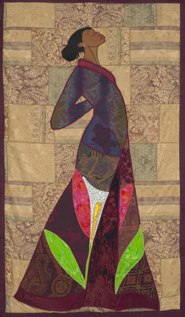Phyllis Stephens Quilts at Hearne Gallery | Clara Ford Foundation : quilts by phyllis - Adamdwight.com