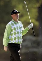 Bjorn would the Masters winner wear a sweater like this?