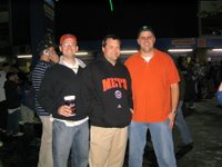 SCOTT KARL JEFF 2006 NLCS GAME 6