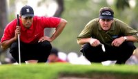 Tiger & Phil - Matthew Stockman / Getty Images