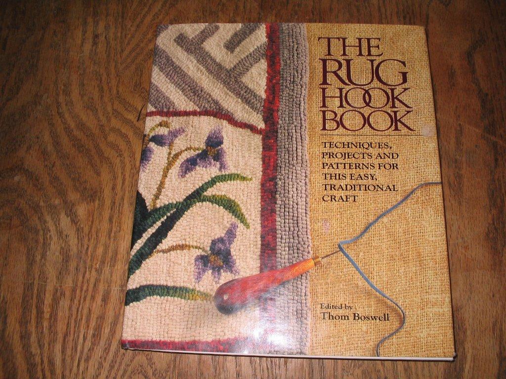Rughooker More Favorite Rughooking Books