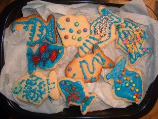 Fish Cookies