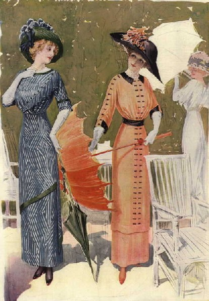 334 best Edwardian Fashions 1900-19teens images on Pinterest 97