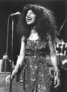 Chaka Khan in her early Rufus days!