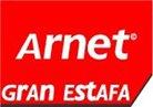 Arnet, gran estafa