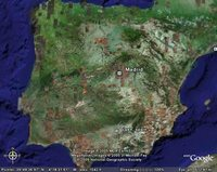 Google Earth Spain