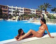 Hotel Nudista - Piscina