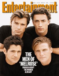 melrose place men