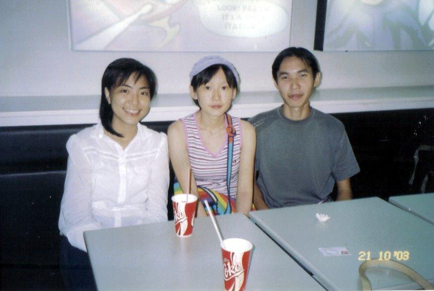 Cynthia friendship journal for 2004 novena peranakan cuisine