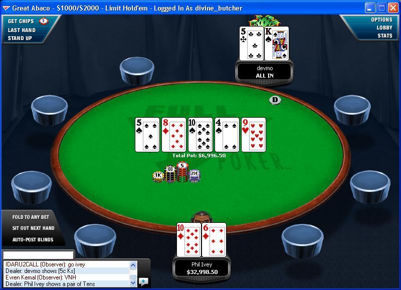 Poker vnh