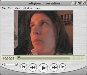 Britanny's Religion Conversation