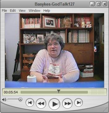 God Talk By Bev Sykes
