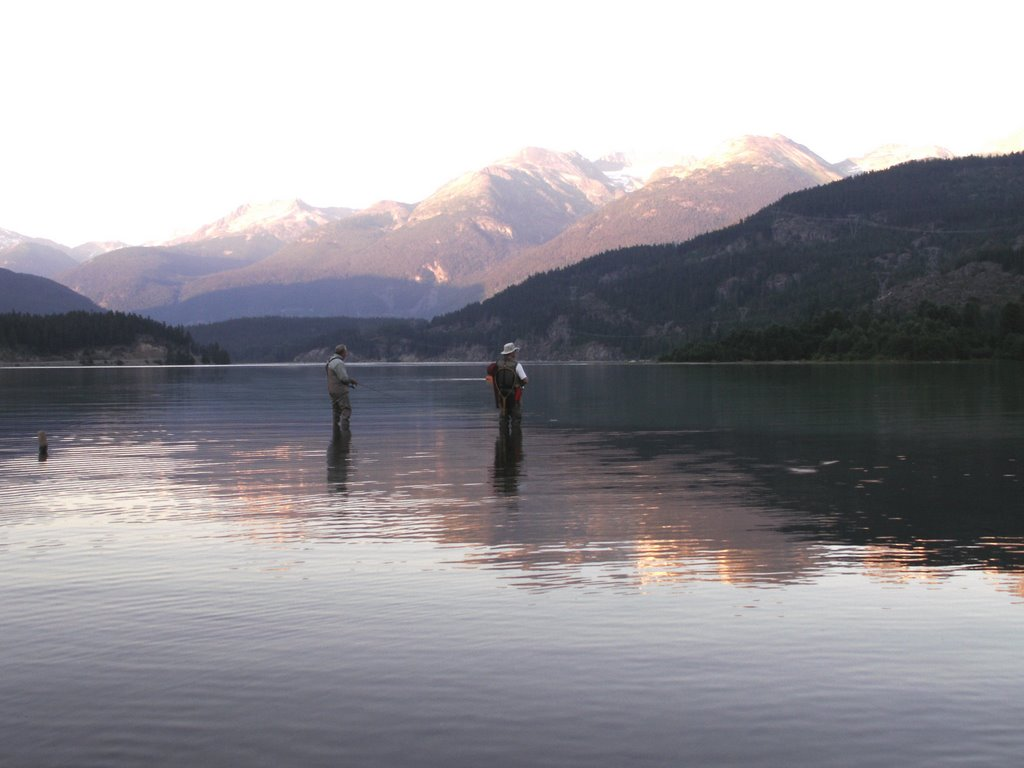 Flatsfishingonline a british columbia fishing adventure for British columbia fishing
