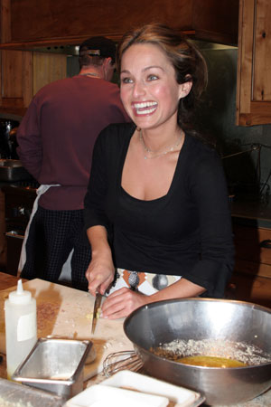 How Tall Is Giada De Laurentiis Food Network