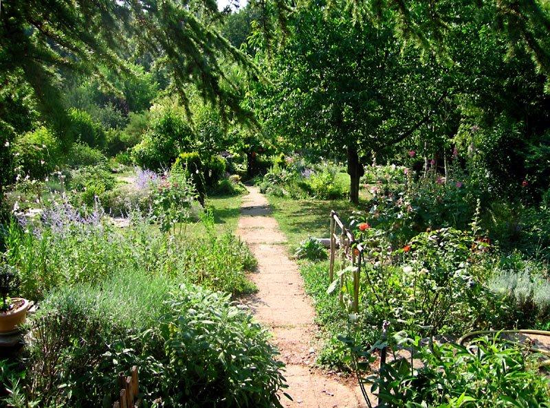 Living the life in saint aignan le jardin de marthe for Le jardin jiva hill