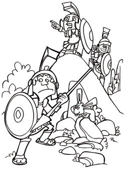 Commando Droid Coloring Pages Coloring