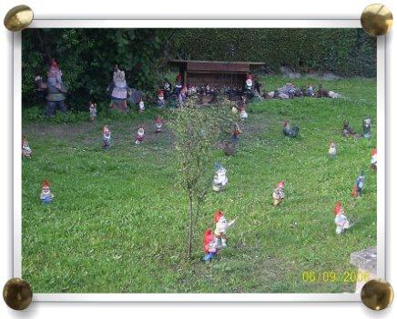 Il blog di scapricciatella nani da giardino for La storia dei nani da giardino