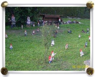 Il blog di scapricciatella ottobre 2006 for La storia dei nani da giardino