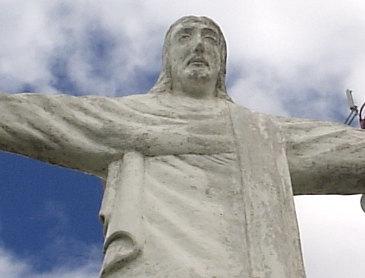O Cristo, o jatobá e a estação de trem - Por Walmir Rosa / Fortaleza