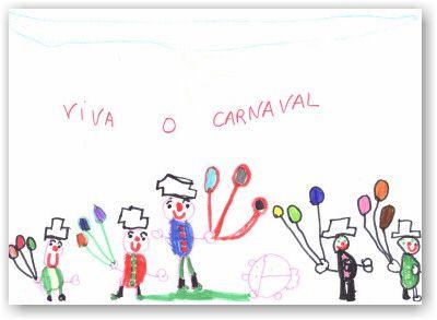 Amor de carnaval - Por Dalinha Catunda / Rio de Janeiro