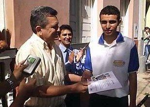 Filho de Ipueiras ganha prêmio Alberto Nepomuceno - Por Carlos Moreira / Ipueiras